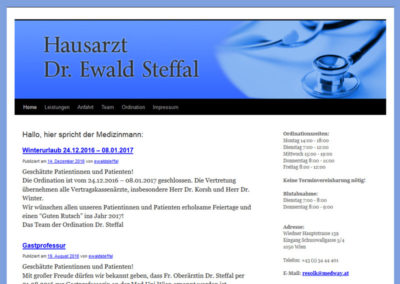 hausarztsteffal.at